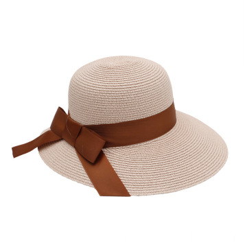 Premium cheap floppy women paper straw hat