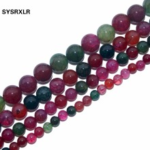 Free Delivery Natural Stone Beads Semi Finished Wholesale DIY 4/6/8/10/12 MM DIY Bracelet Necklace Beads For Jewelry Making