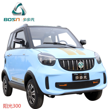 Powerful mini electric car 4 seats