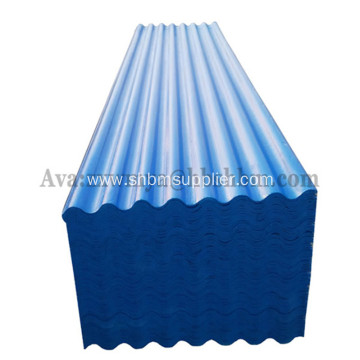 Long-life Heat-Insulating Film coated MgO Roofing Sheets