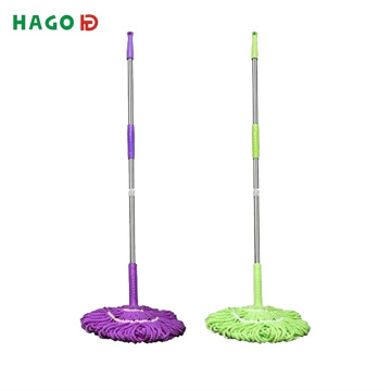 Twisted Microfiber Dust Wet Dry Mop Bodenreinigung
