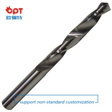 Drill OPT Solid Carbide Drill Bit Round Shank