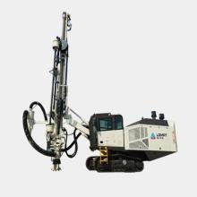 Integrated DTH Drilling Rig Machine