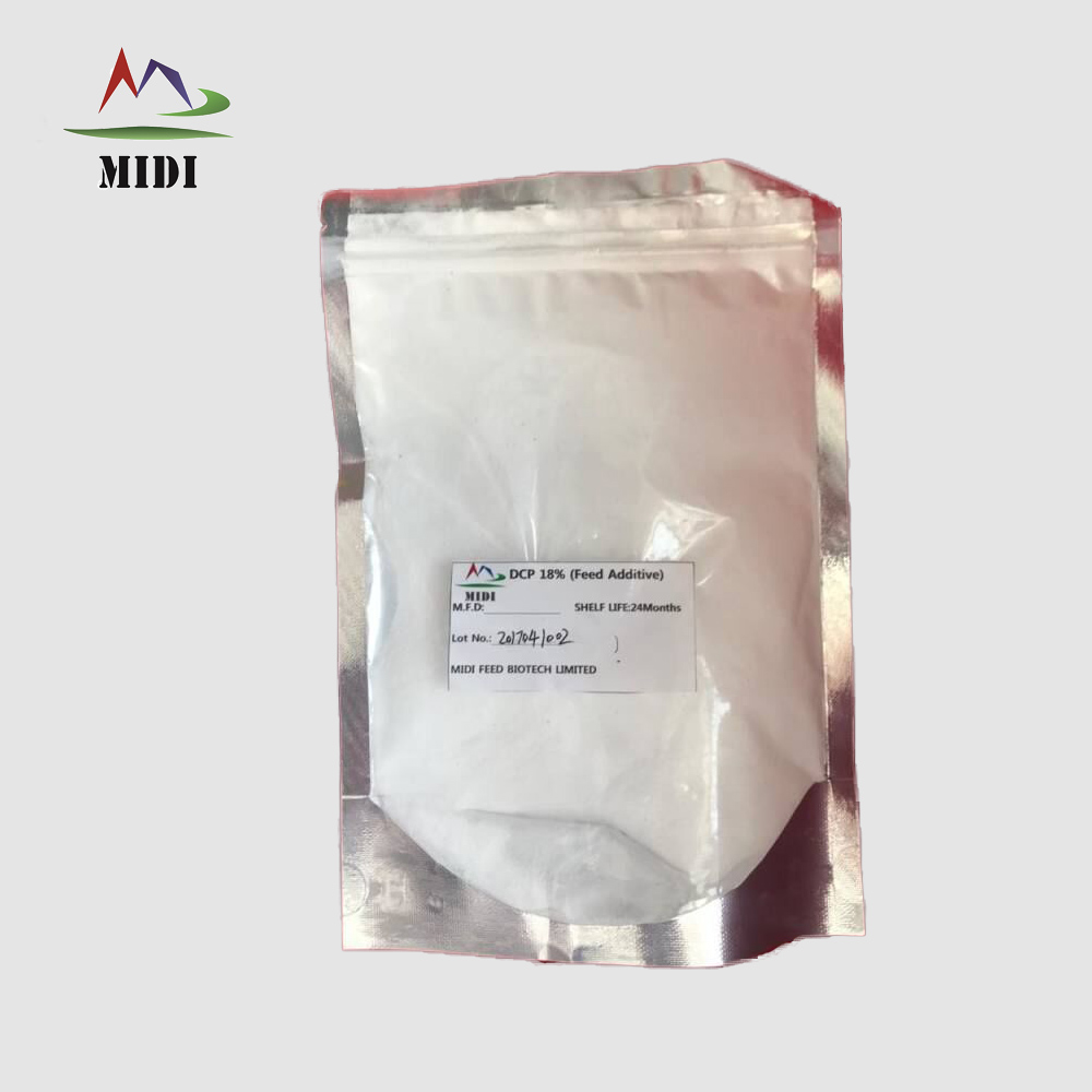 Dicalcium Phosphate Formula CaHPO4·2H2O For Animal