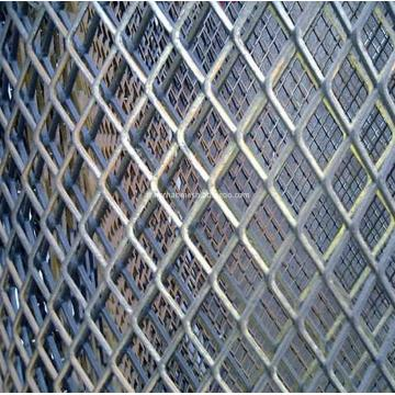Expanded Stainless Steel Decorative Mesh