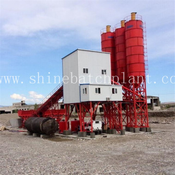 Big Capacity Ready Mix Concrete Plant