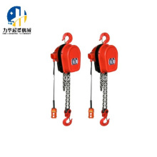 crane electric motor DHS electric chain hoist