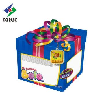 Customized Plastic Packaging For Christmas Gift Pouch