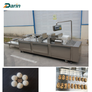 Darin cereal bar molding machine