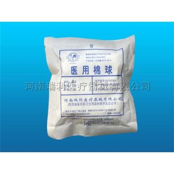 Disposable medical cotton ball