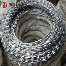 hot dipped razor barbed wire