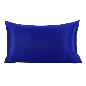 Standard Size Pillow Case White with Zipper Closure
