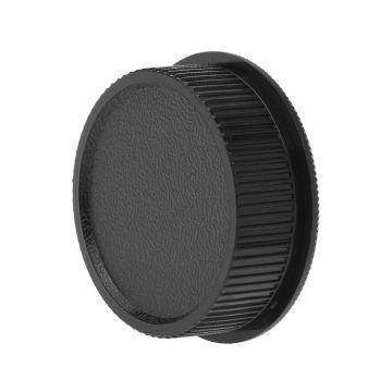 Rear Lens Cap/Body Cap Cover Screw Mount For Universal 39mm Leica M39 L39 Black New