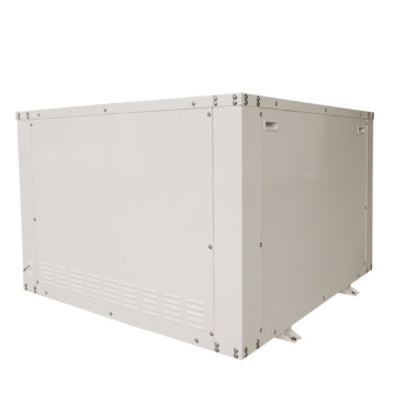 DC inverter heat pump 50kw geothermal heat pump