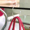 stainless steel bag hanger 4pcs