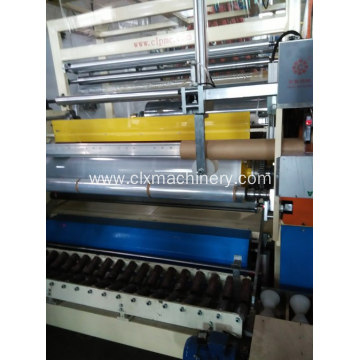 Standard Speed 1500mm Stretch Film Machine
