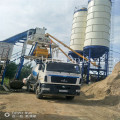 Sicoma MAO1500/1000 Twin Shaft Concrete Mixer
