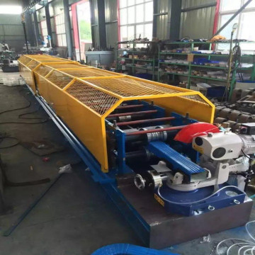 water falling tube making machine