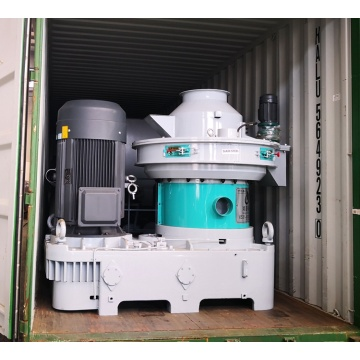 wood pellet mill machine with CE certification