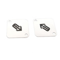 Customzied Size RFID Card Smart IC Card