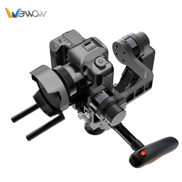 Wewow Best 3-Axis Camera Gimbal Stabilizer for DSLR