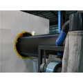 400-1000MM HDPE pressure and gas pipe machine