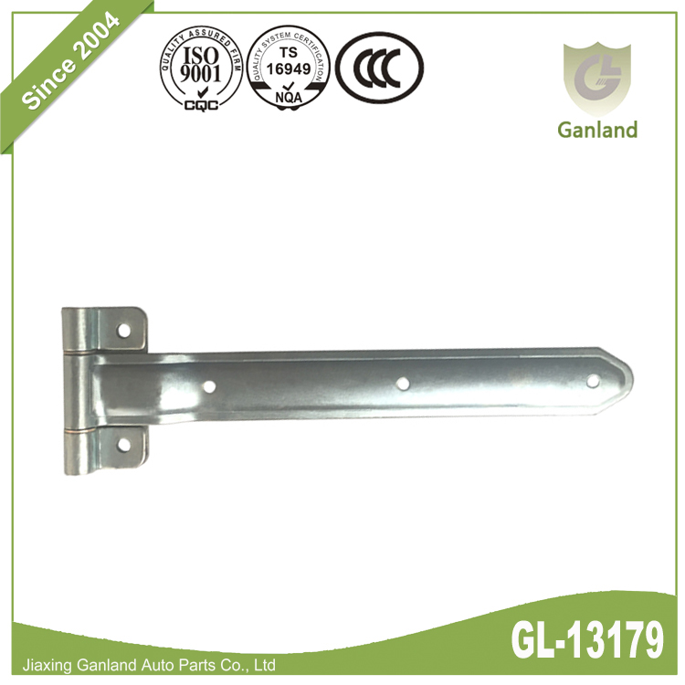 Enclosed Trailer T Strap Hinge