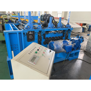 cutting to pieces machine for steel
