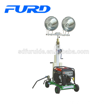 China Factory Price Easy Carry Mobile Light Tower For Outdoor (FZM-400A)