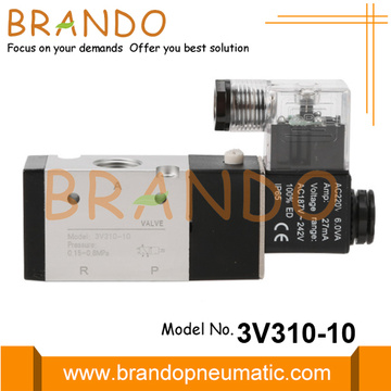 3V310-10-NC Airtac Type 3/2 Way Pneumatic Solenoid Valve