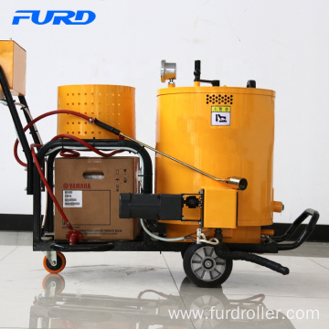 Small Asphalt Road Crack Router Seal and Fill Machine for Sale