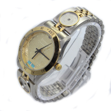 cheap christmas metal watch for gift