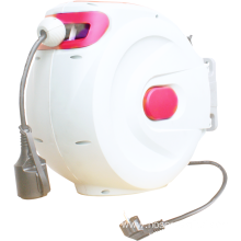 Electric Garden Cable Reel