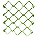 small hole 3 foot chain link fence