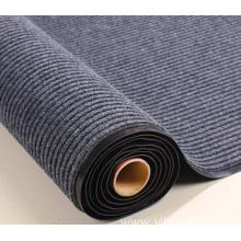 Best selling striped PP door mat rolls