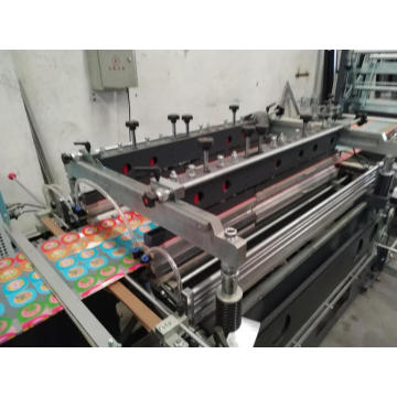 automatic zipper bag making machinery