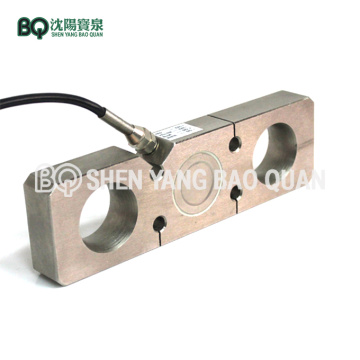 Plate Ring Type Tension Sensor for Construction Hoist