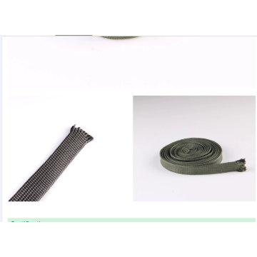 1/4''  Flame Retardant Nomex Braided Sleeving