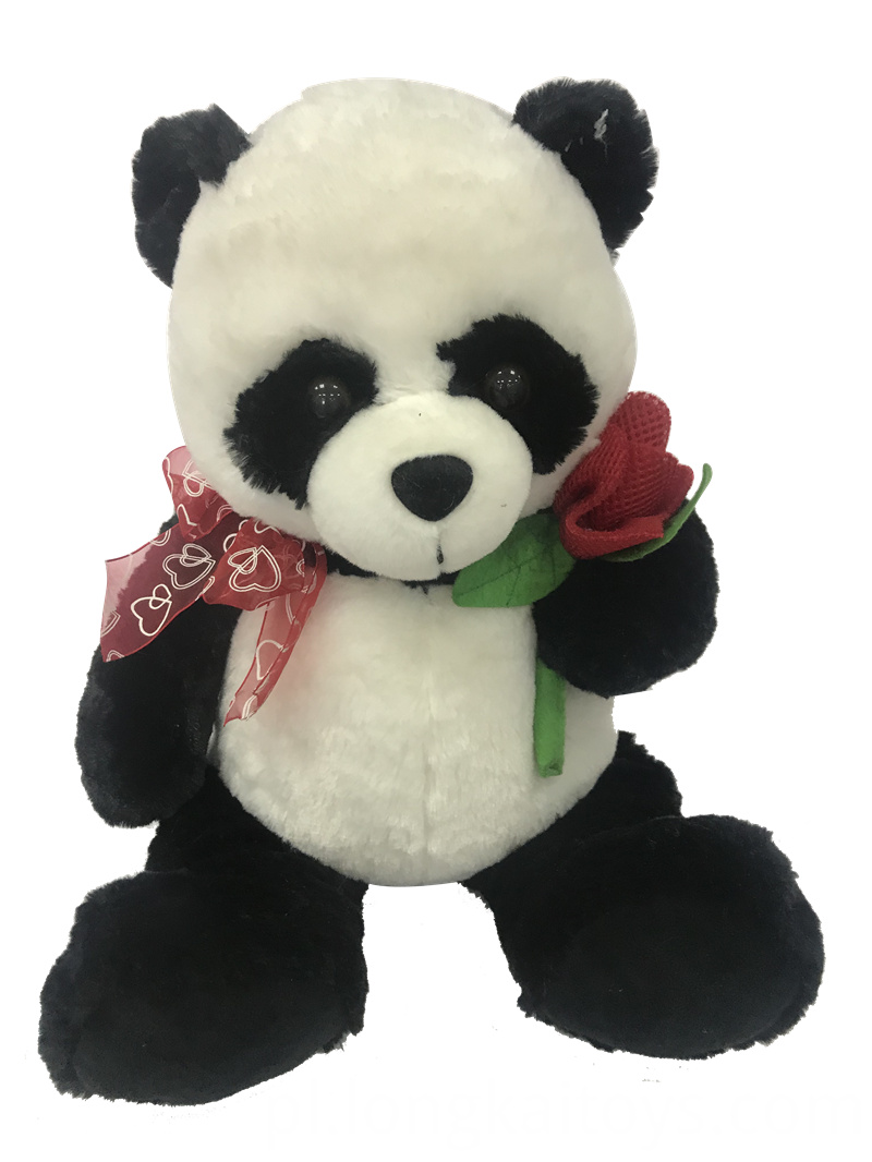 Plush Toy Panda Bear