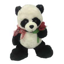 Valentine's Day Panda Bear Plush