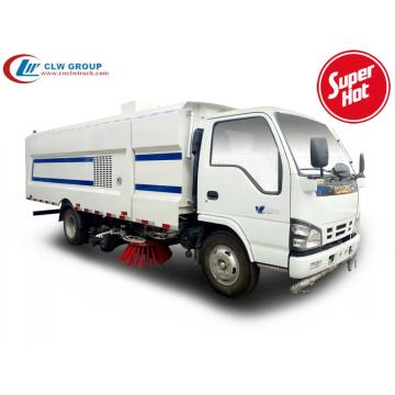 Brand New ISUZU 8cbm sweeper vacuum road truck
