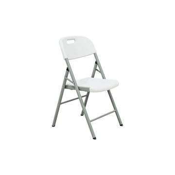 Garden Lightweight Plastic Folding Chairs For Outdoor Events