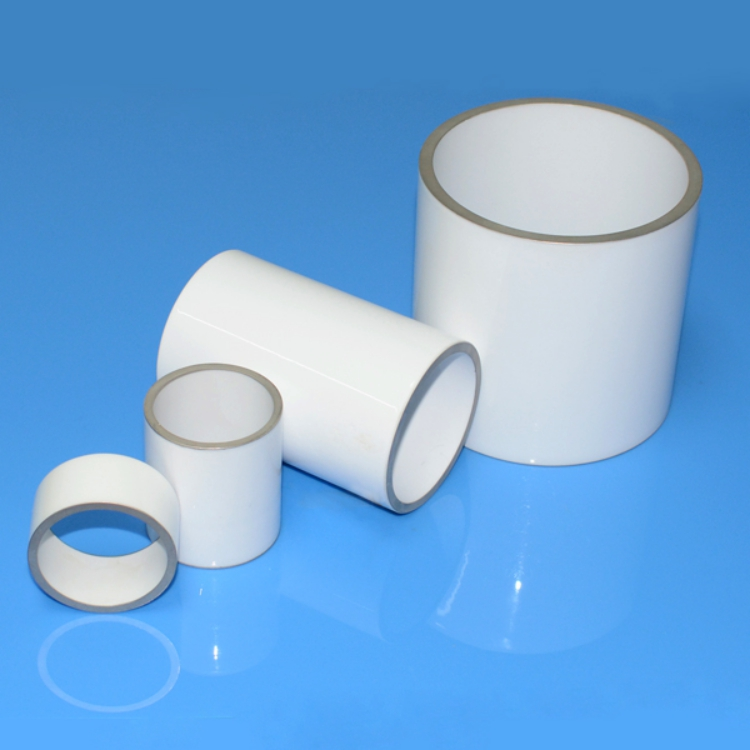 Alumina metalized ceramics