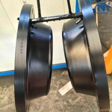 ASME  A105 carbon steel forged flanges