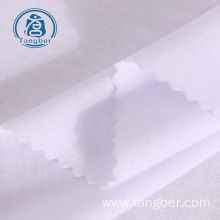 spun polyester plain dyed tubular knitted jersey fabric