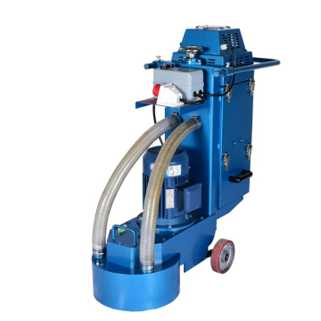 Epoxy Concrete Grinder Polisher with Dust Vacuum