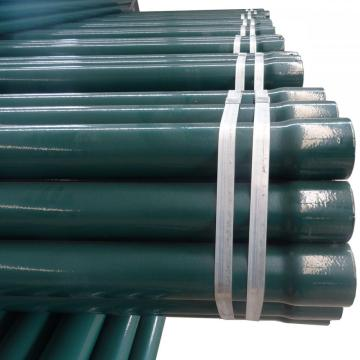 8inch Q235 Round Steel Pipe with Plastic Cap