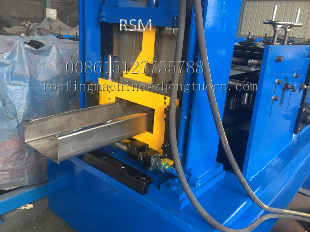 C Purlin Steel Forming Machine