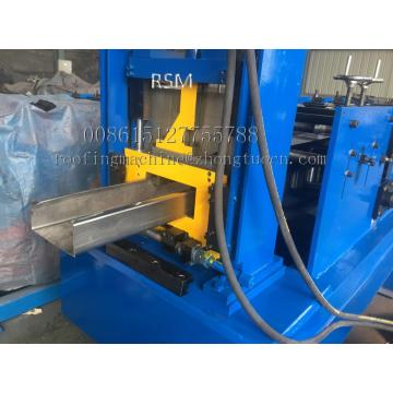 C75-300 Metal Purlin Roll Forming Machine