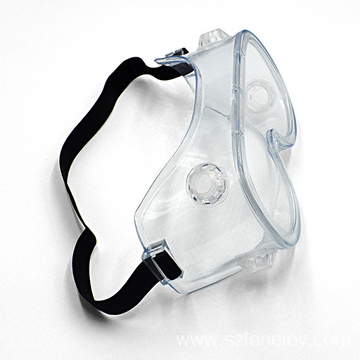 Safety Google Eye Protection Glasses with Valve